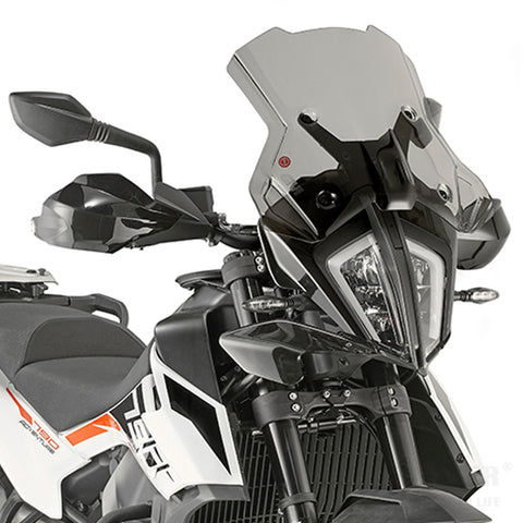 Smoked Windscreen for KTM 390 Adventure 7710D - Givi