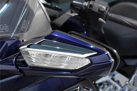 Mirror Accents - Honda Goldwing - Ciro Goldstrike