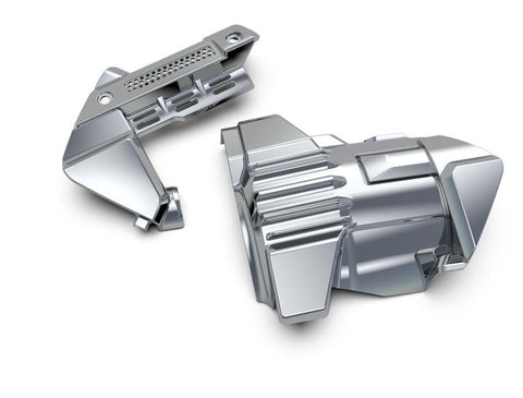 Chrome Engine Cover Set for DCT Models - Honda Goldwing - Ciro Goldstrike