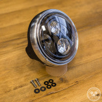 7 Inch LED Headlight Evo 2 JW Speaker - Bike 'N' Biker
