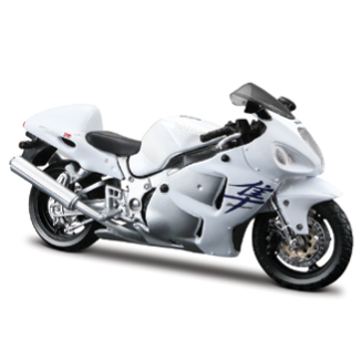 Maisto Suzuki GSX 1300R 1:18 Scale Model