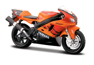 Maisto Yamaha YZF - R7 1:18 Scale Model