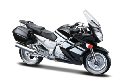 Maisto Yamaha FJR 1300 1:18 Scale Model