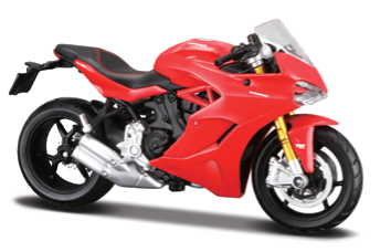 Maisto Ducati Supersport S 1:18 Scale Model