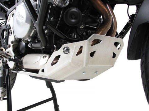 Skid Plate for BMW R1250GS - Hepco and Becker