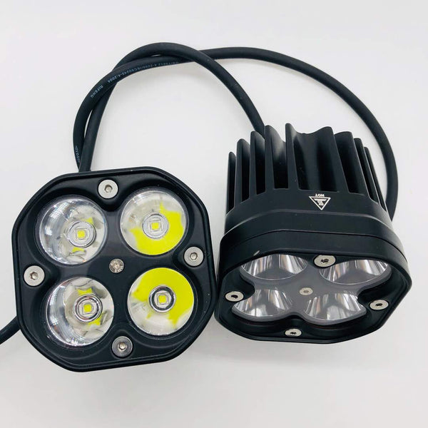 XI-8 Auxiliary Lights