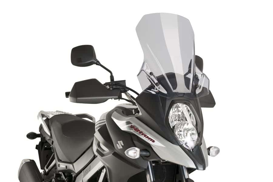 Touring Screen for Suzuki V-Strom 650 XT - Puig