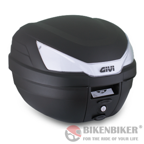B27NT Monolock Top Case Tech without Light - Givi