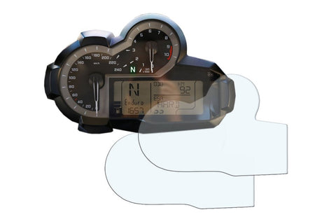 Screen Protector & Anti-glare BMW R1200GS - Speedo Angels