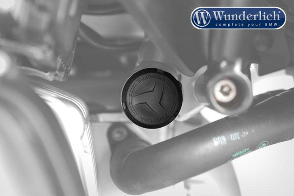 BMW R1200GS Styling - Frame Cap Set (Rubber)
