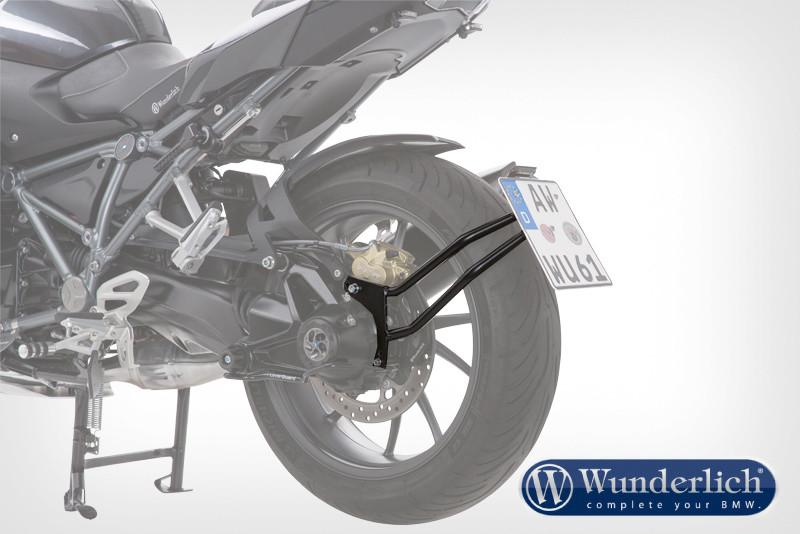 BMW R1200GS Styling - License Plate Holder