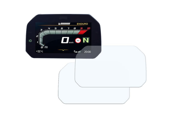 Screen Protector & Anti-glare BMW R1200GS TFT - Speedo Angels