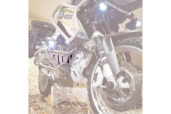 BMW R1200GS Protection - OEM Guard Rock Set ( Middle Front Crash Bars)