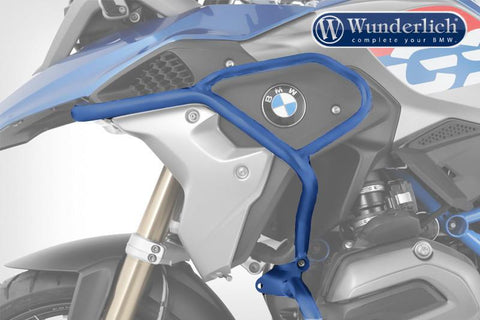 BMW R1200GS Tank Guard (Blue)