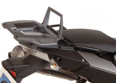 BMW F 650 GS Twin Alurack top case carrier black - Bike 'N' Biker