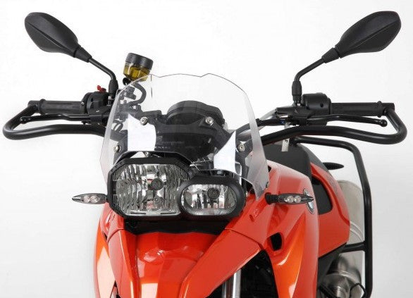 BMW F 650 GS Twin Driving school protection bar front black - Bike 'N' Biker