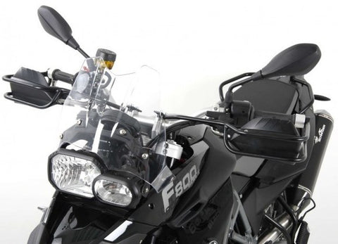 BMW F 650 GS Twin Hand guard set black - Bike 'N' Biker