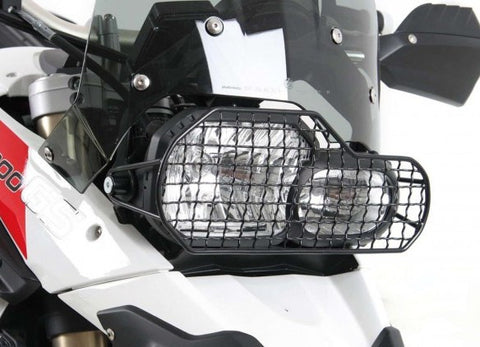 BMW F 650 GS Twin Head light grill - Bike 'N' Biker