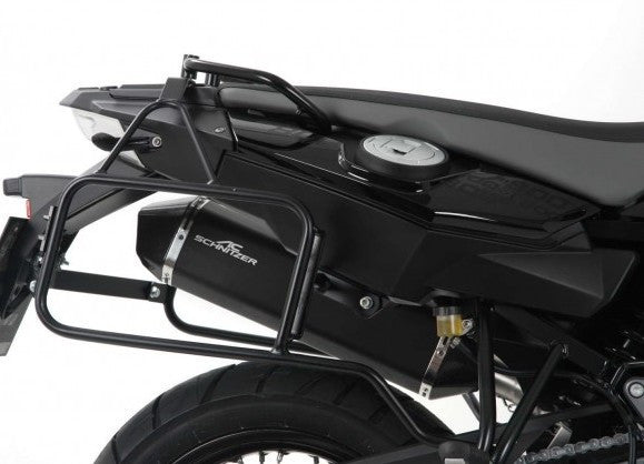 BMW F 650 GS Twin Sidecarrier black - Bike 'N' Biker