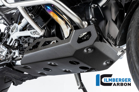 Sump Guard for BMW R1250GS/Adventure - Ilmberger Carbon