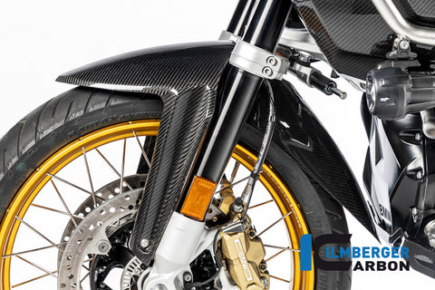 Carbon Front Mudguard for BMW R1250GS/Adventure - Ilmberger Carbon