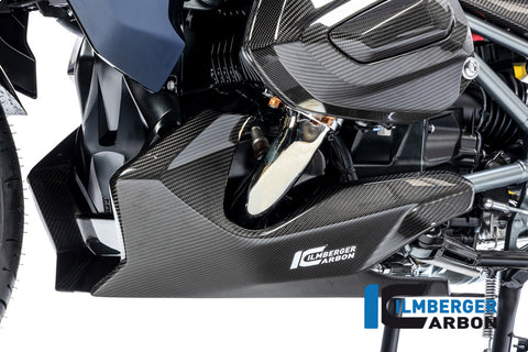 Bellypan for BMW R1250R - Ilmberger Carbon