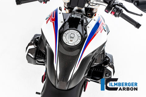 Tank Center Panel for BMW R1250R - Ilmberger Carbon