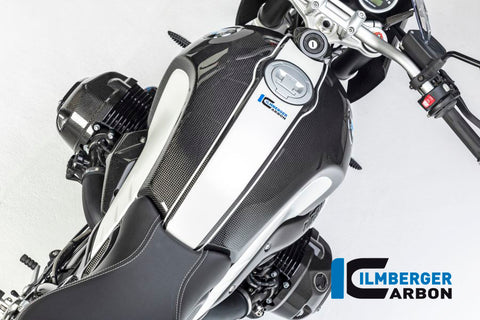 Fuel Tank for BMW R Nine T - Ilmberger Carbon