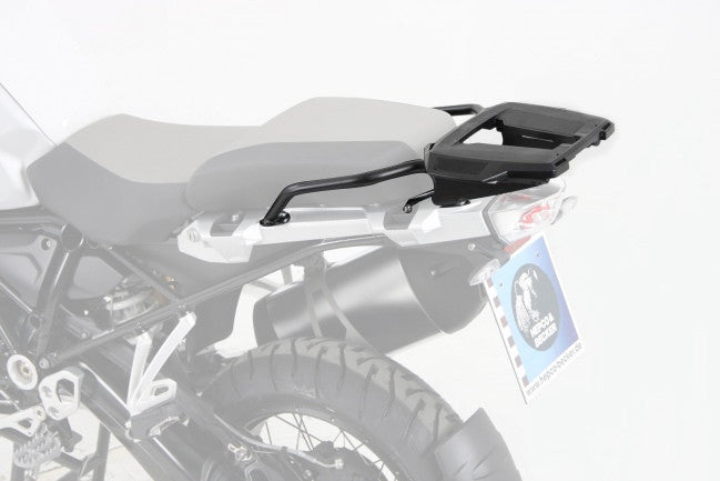 BMW Enduro R 1200 Alurack top case carrier black  GS Hepco Becker - Bike 'N' Biker