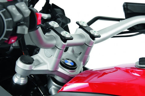 BMW R 1200 GS Handlebar riser 25 mm Hepco Becker - Bike 'N' Biker