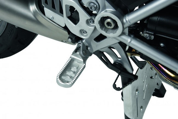 BMW R 1200 GS Footrest lowering kit Hepco Becker - Bike 'N' Biker