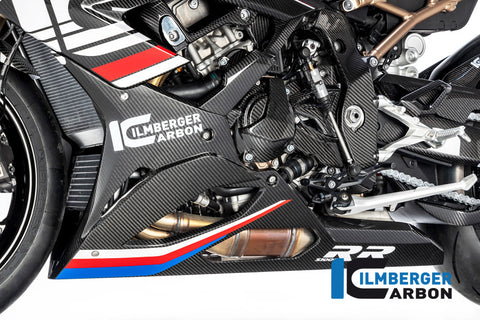 Ilmberger Belly pan Long Version S1000RR (2019 -) - carbon