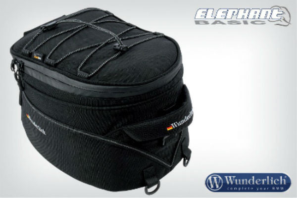 Tank Bag 15L Elephant Basic - Black - Bike 'N' Biker