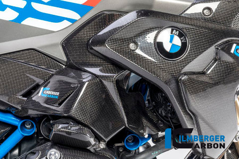 Carbon Airvent Cover for BMW R1200GS - Ilmberger Carbon