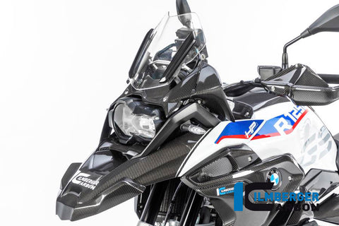 Carbon Front Beak for BMW R1250GS - Ilmberger Carbon