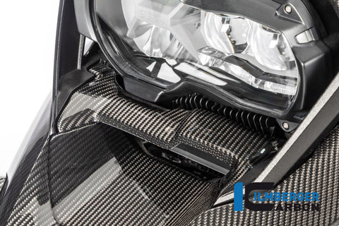 Front Break Wind Channel for BMW R1250GS - Ilmberger Carbon