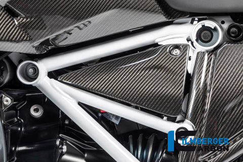 Triangle Frame Cover for BMW R1250GS/Adventure/R1250R - Ilmberger Carbon