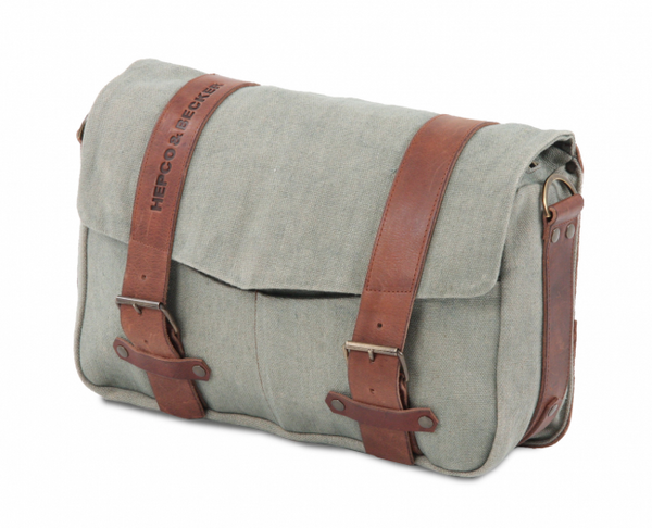Courier Bag L Legacy By Hepco Becker - Bike 'N' Biker