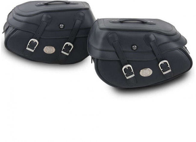 Saddlebags 35L Buffalo by Hepco Becker