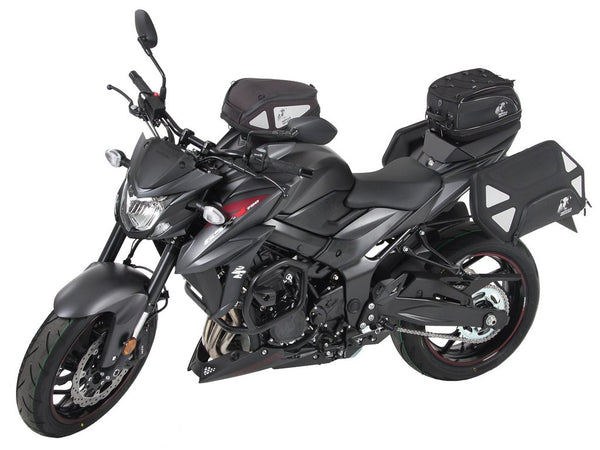 C-Bow Side Carrier - Suzuki GSX S750 - Hepco & Becker