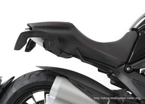 C-Bow soft bag carrier Ducati Diavel Hepco Becker - Bike 'N' Biker
