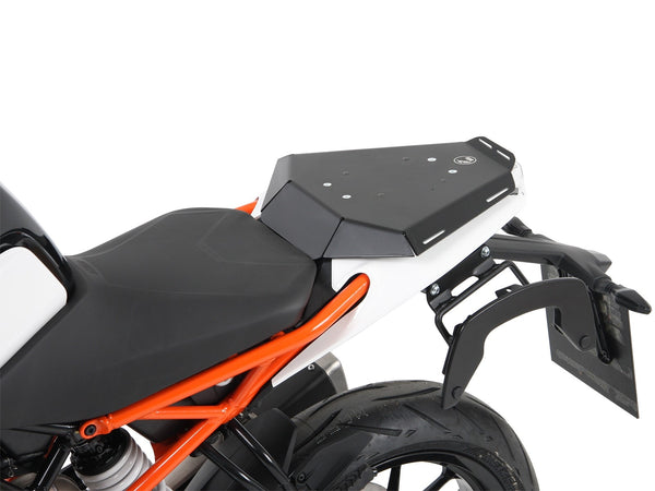 KTM 390 Duke C-Bow soft bag carrier Hepco Becker - Bike 'N' Biker