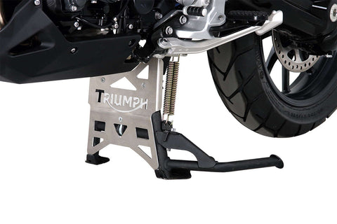 Triumph Tiger Explorer 1200 Protection plate for Centre Stand Hepco Becker - Bike 'N' Biker