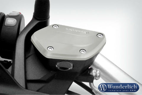BMW R1200GS Protection - Clutch and Brake Reservoir Cover - Bike 'N' Biker