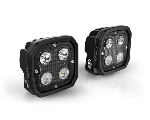 Denali D4 v2.0 TriOptic™ Auxiliary LED Lights