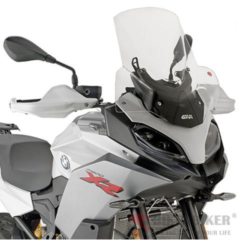 Transparent Windscreen for BMW F900XR - Givi