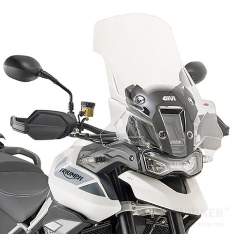 Windscreen for Triumph Tiger 900 - Givi