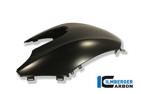 Carbon Tank Cover for Ducati Diavel - Ilmberger Carbon