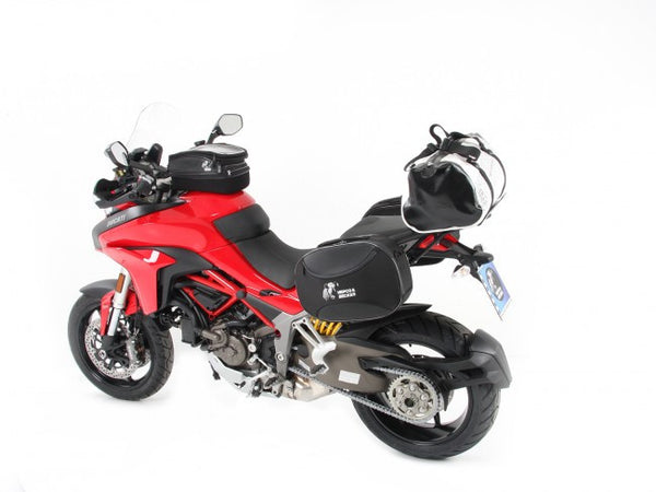 Ducati Multistrada 1200 S Easy C-Bow soft bag carrier Hepco Becker