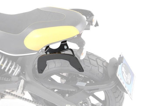 Ducati Scrambler/Desert Sled C-Bow soft bag carrier Hepco Becker